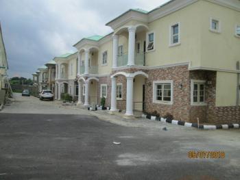 Newly Built 4-bedroom Terrace Duple, After Kado Fish Market, Karmo, Abuja, Terraced Duplex for Rent