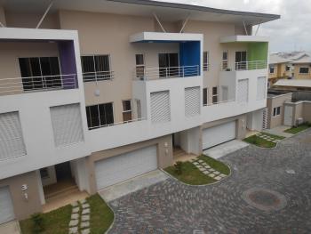 Luxury 5 Bedroom Terrace House, Off Lekki Epe Express Way, Ikate Elegushi, Lekki, Lagos, Terraced Duplex for Rent
