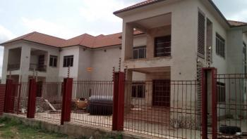 Two Wings - 5 Bedrooms Semi Detached House with a Basement Floor (80% Completion), Within The Neighborhood of Nnpc Mega Station, Guzape District, Abuja, Semi-detached Duplex for Sale