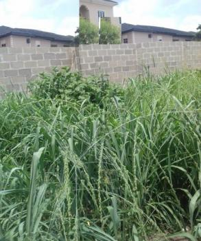 a Well Fenced and Gated Residential Dry Land Measuring 650sqm, Adeniyi Jones, Ikeja, Lagos, Residential Land for Sale
