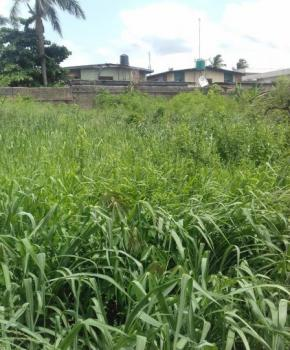 a Residential Dry Land Measuring 600sqm, Adeniyi Jones, Ikeja, Lagos, Residential Land for Sale