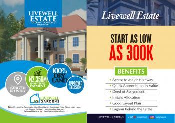Land, Ogogoro, Ibeju Lekki, Lagos, Residential Land for Sale