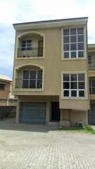 a Unit of Terraace Duplex in a Mini Estate, Close to City of David, Via Dideolu Estate, Victoria Island Extension, Victoria Island (vi), Lagos, Terraced Duplex for Sale