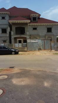 Uncompleted 5 Bedroom Duplex, Maitama Extension, Maitama District, Abuja, Detached Duplex for Sale
