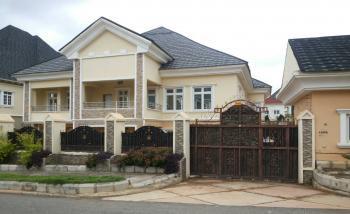 7 Bedroom Duplex with 1 Room Guest Chalet, Maitama District, Abuja, Detached Duplex for Sale