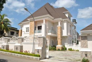 6 Bedroom Duplex with Paint House  & 2 Room Guest Chalet, 2 Rooms Bq. with Swimming Pool & Generator House, Maitama District, Abuja, Detached Duplex for Sale