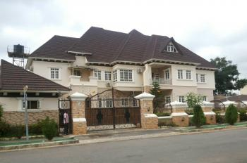 6 Bedroom Duplex with 1 Room Guest Chalet, Maitama Extension, Maitama District, Abuja, Detached Duplex for Sale
