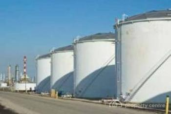 Water Front Tank Farm, Apapa, Lagos, Tank Farm for Rent