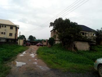 Distress Half Plot, Ago Palace, Isolo, Lagos, Residential Land for Sale