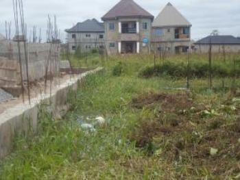 Full Plot of Land,  Size 120 By 60., Hosanna Estate, Ago Palace, Isolo, Lagos, Residential Land for Sale