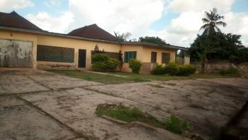 House (4 Bedroom and 2 Bedroom) with 2 Plots of Land, Ijapo Estate, Akure, Ondo, Block of Flats for Sale