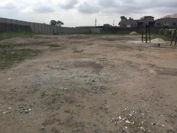 Multi Purpose Fenced Bare Land Measuring (approximately) 3600 Square Meters (5 Plots), Oregun, Ikeja, Lagos, Mixed-use Land for Sale