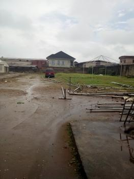 1 Acre (6 Plots), By Cele B/stop, Akowonjo, Alimosho, Lagos, Mixed-use Land for Sale