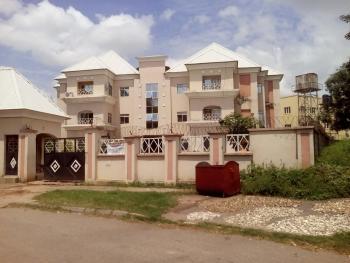 Beautiful 3 Bedroom with Bq, Utako, Abuja, Flat for Rent