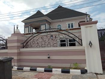 Superb Executive 5 Bedroom Duplex Newly Built Alone in Compound Each Room with Wardrobe., Diamond Estate, Ipaja, Lagos, Flat for Rent
