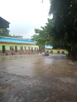 School Premises Comprising Classrooms, Three Bedrooms Flat Living Quarters, Etc, Off Lagos-ibadan Expressway, Ifako, Gbagada, Lagos, School for Sale