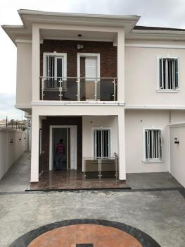 Newly Built 4 Bedroom Semi Detached Duplex with 1 Room Bq, Off Bashiru Shittu Road, Gra, Magodo, Lagos, Semi-detached Duplex for Sale