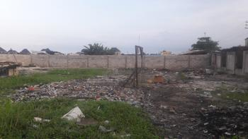 100ft By 100ft Land for Sale (with Solid Fence), Along Okuru Ama Link Road, Peter Odili Road, Close to Golf Estate Entrance, Trans Amadi, Port Harcourt, Rivers, Mixed-use Land for Sale