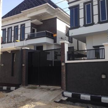 Newly Built 4 Bedroom Fully Detached House, Thomas Estate, Ajah, Lagos, Detached Duplex for Sale