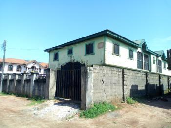 a Very Cheap 3 Bedroom En Suite 4 Units Flat, Etete Gra, By De Limit Road, Benin, Oredo, Edo, Block of Flats for Sale