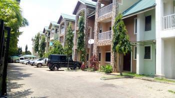 Serviced 3  Bedroom Terraced Duplex with Bq, Jabi, Abuja, Terraced Duplex for Rent