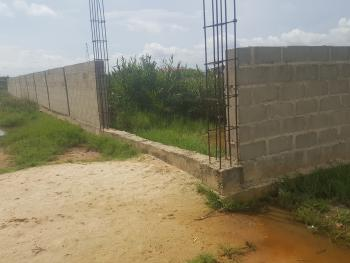 6 Plots, New Road, Just By Badore Jetty, Ado Road, Ado, Ajah, Lagos, Mixed-use Land for Sale