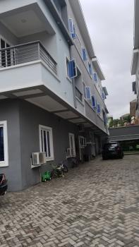 Luxury 4 Bedroom Serviced Terrace Duplex with a Room Bq, Off Allen Avenue, Allen, Ikeja, Lagos, Terraced Duplex for Sale