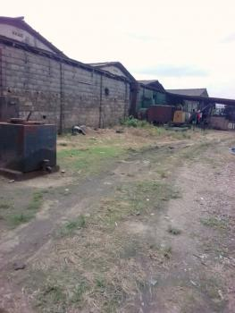 a Well Positioned and Strategically Located 5 Bay Warehouse on 6, 043 Square Metres of Land, on Alapere-ketu Express, Alapere, Ketu, Lagos, Warehouse for Sale