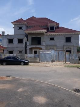 Uncompleted 6 Bedroom Detached Duplex with Servant Quarters & Swimming Pool Space, Off Ibb Boulevard Way, Maitama District, Abuja, Detached Duplex for Sale