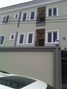 a Lovely and Nice Newly Built 3 Bedroom Flat with Car Park, Kilo, Surulere, Lagos, Flat for Rent