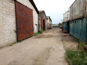 5 Bays Warehouse on 4,978.785sqm Fenced with Gate, Alapere, Ketu, Lagos, Factory for Sale