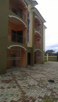 Newly Built 2 Bedroom Flat with Spacious Compound, Eneka Road, Eliozu, Port Harcourt, Rivers, Flat for Rent