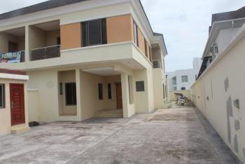 Newly Constructed 4 Bedroom Semi Detached Duplex and 2 Bedroom Bq, Pinnock Beach Estate, Osapa, Lekki, Lagos, Semi-detached Duplex for Sale