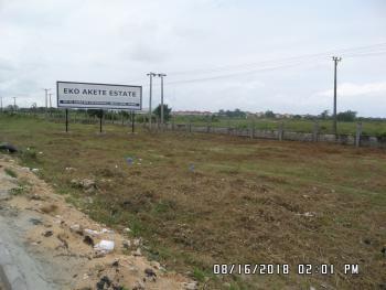 Plots of Land for Sale  in Eko-akete  Abijo G.r.a, Eko  Akete,  Abijo G.r.a Ibeju-lekki Lagos, Ibeju Lekki, Lagos, Mixed-use Land for Sale