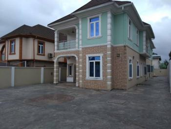 Newly Built 5 Bedroom Detached House + Bq on Over 500sqm Land, Omole Phase 1, Ikeja, Lagos, Detached Duplex for Sale