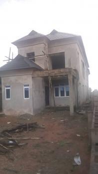 Nearly Completed 4 Bedroom Duplex with Mini Flats in an Estate, Oke-aro, Iju-ishaga, Agege, Lagos, House for Sale
