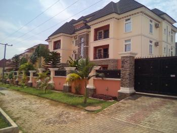 Exotic 3 Bedroom Flat +boys Quarter, for Family Use, Service Charge Is 1.5m, Katampe Extension, Katampe, Abuja, Flat for Rent