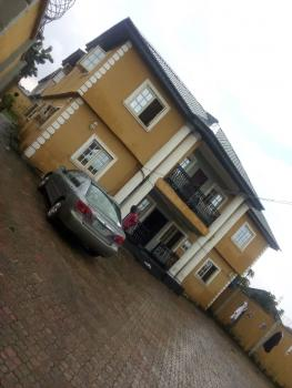 Well Built 7 Bedroom Duplex with Very Big Sitting Room, Sitting on a Full Plot, Diamond Estate, Command, Ipaja, Lagos, Detached Duplex for Sale