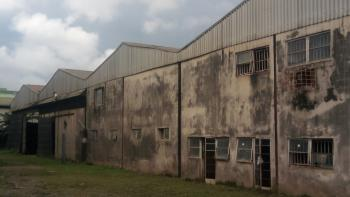 4 Bay Warehouse on 6611sqm Land, Off Wemco Road, Ogba Industrial Scheme, Ogba, Ikeja, Lagos, Warehouse for Sale
