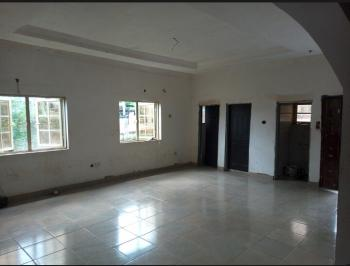 a Massive Semi Finished Bungalow House, with Massive Corner Piece Space and 4 Rooms Bq, Basic Estate, Behind Nzube Estate Via Living Faith Junction Tarred Road, Lokogoma District, Abuja, Detached Bungalow for Sale