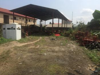 Bare Land Measuring About 1,150sqm, Joseph Close, Off Ashabi Cole, Cbd, Alausa, Ikeja, Lagos, Mixed-use Land for Sale