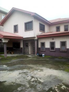Fully Detached 6 Bedroom Duplex Plus 3 Bedroom Flat, Also Suitable for Guest House Or School, Facing 2 Streets, Off Chivita Road, Ajao Estate, Isolo, Lagos, Detached Duplex for Sale
