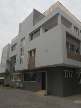 Luxury 5 Bedroom Terraced Duplex with a Maids Room I a Serene Serviced Estate, Old Ikoyi, Ikoyi, Lagos, Terraced Duplex for Rent