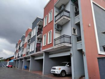 Newly Built Unit of 4 Bedroom Terrace + Bq & Pool in an Estate, Opebi, Ikeja, Lagos, Terraced Duplex for Sale