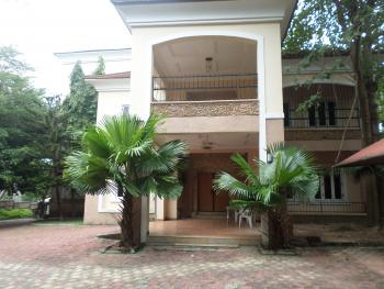 5 Bedrooms with Swimming Pool, Maitama District, Abuja, Detached Duplex for Rent