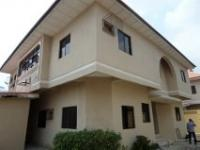 a Fully Detached 4 Bedroom Duplex Plus 2 Rooms Servants Quarters, Vgc, Vgc, Lekki, Lagos, Detached Duplex for Sale