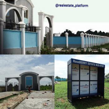 Roseberry Estate, Alapoti-agbara, Agbara, Ogun, Residential Land for Sale