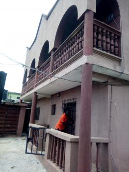 Neatly Used 2 Bedroom Flat, Ojota, Lagos, Flat for Rent
