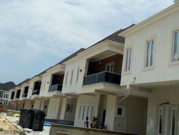 4 Bedroom Semi Detached Duplex, Lafiaji, Lekki, Lagos, Semi-detached Bungalow for Sale