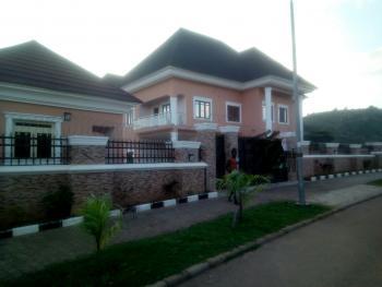 4 Bedroom Duplex + 2bedroom Flat  Guest Chalet, Katampe, Abuja, Semi-detached Duplex for Rent